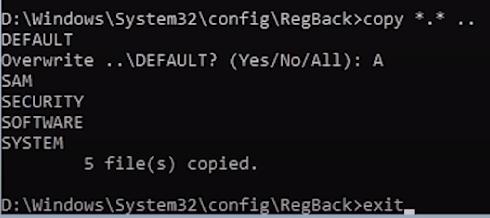 Override files to fix boot loop of death
